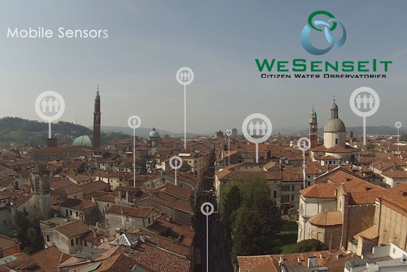 WesenseIt - Citizen Water Observatories
